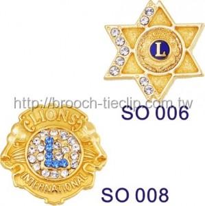 社團徽章SO-006∕SO-008