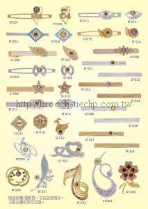 徽章製作,訂製胸針,領帶夾訂做ST目錄