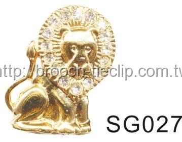 獅子會胸章SG027