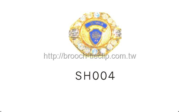 青商會證章SH004