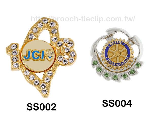徽章SS002 ∕ SS004