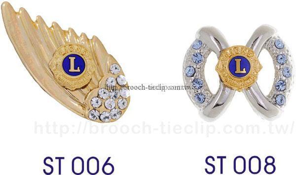 獅子會徽章製做-ST006-ST008