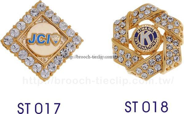 徽章ST017-ST018