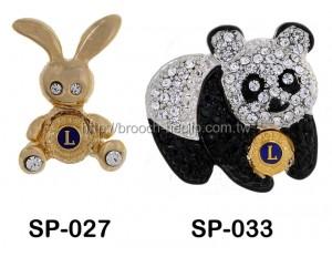 胸章SP-027∕SP-033