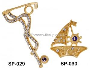 胸針SP-029∕SP-030