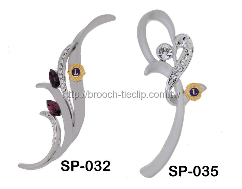 胸針SP-032∕SP-035