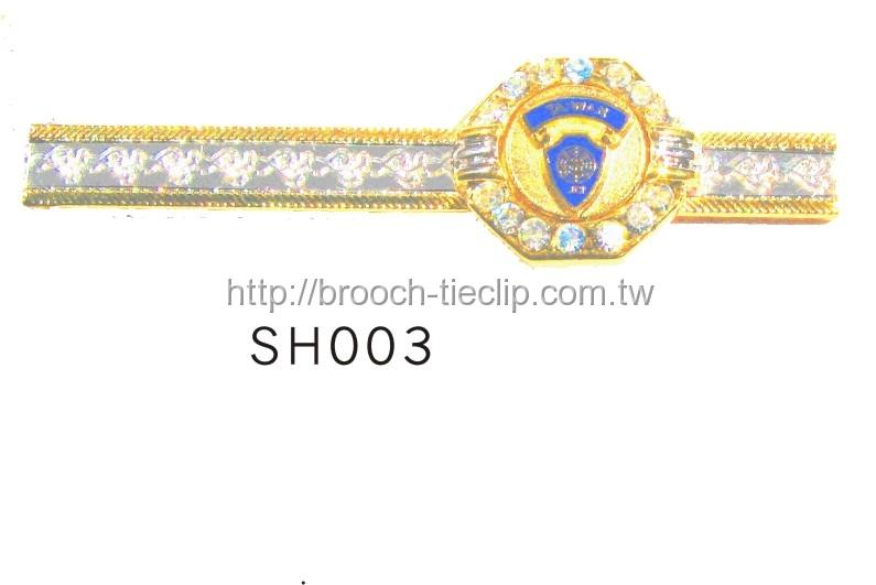 青商會領帶夾SH003