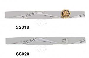 高級領夾SS017 ∕ SS019