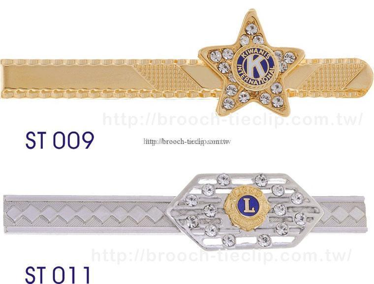 領帶夾ST009-ST011